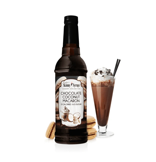 My favorite skinny coffee syrup (code luxe10)
